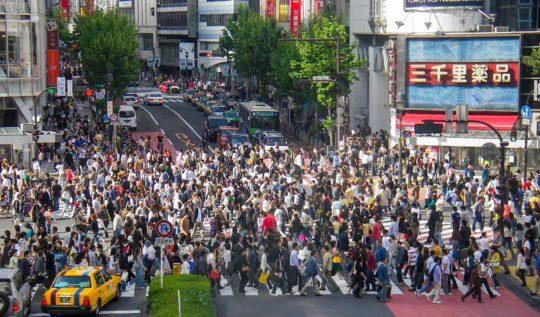 Shibuya Crosswalk   www.rtwgirl.com
