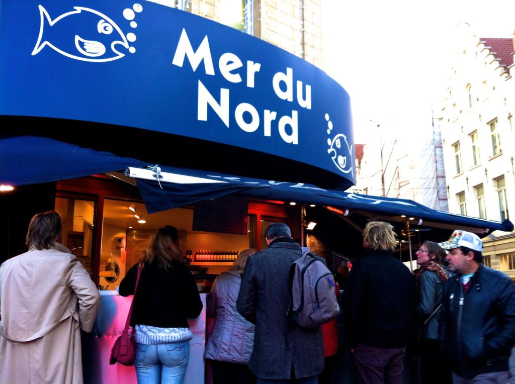 La Mer du Nord - Brussels  www.rtwgirl.com