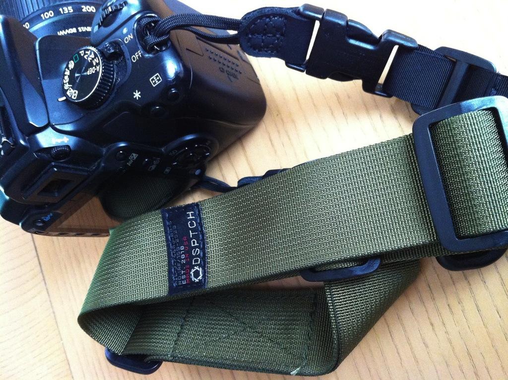 Dsptch Camera Strap for Travel