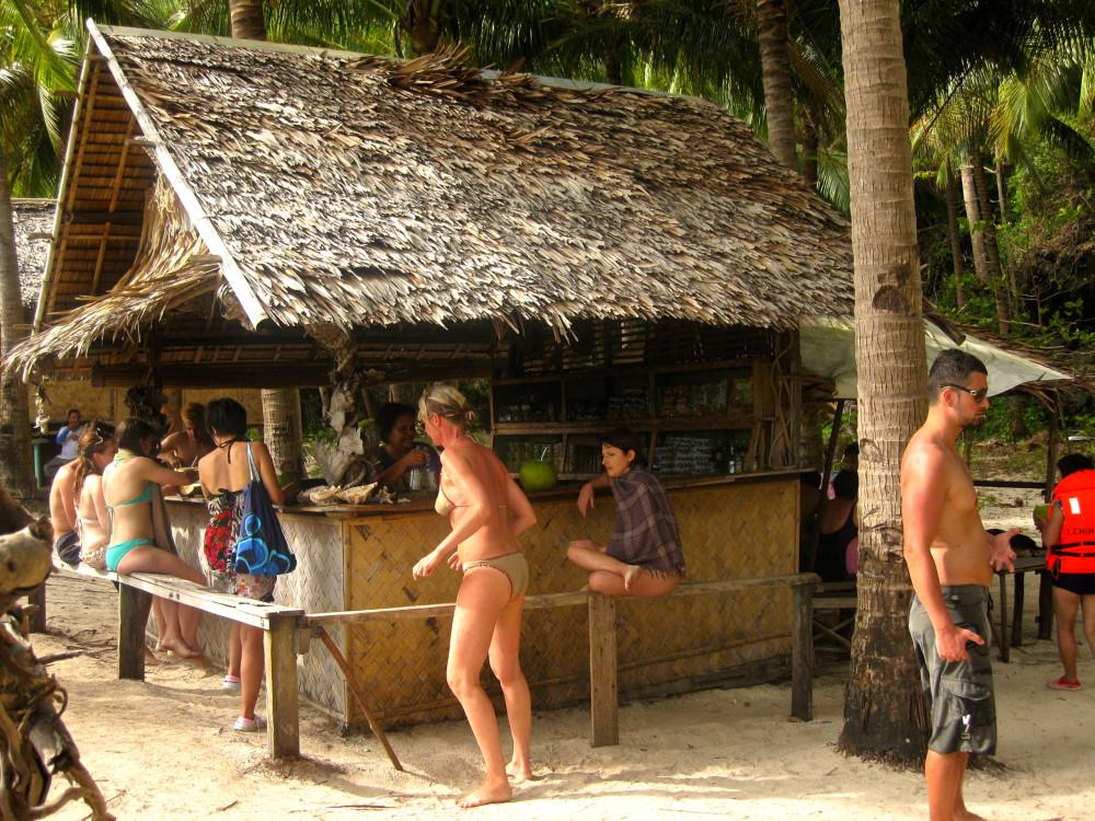 Coconut Shack Palawan Philippines
