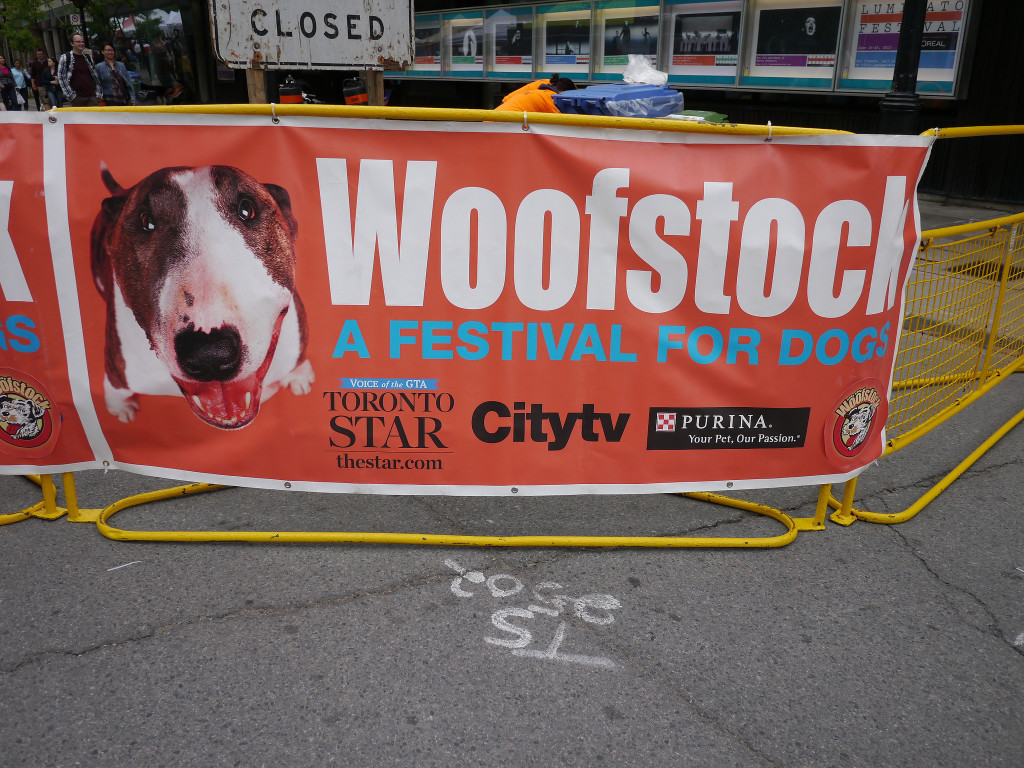 Woofstock Toronto Festival For Dogs