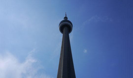 CN Tower Toronto | www.rtwgirl.com