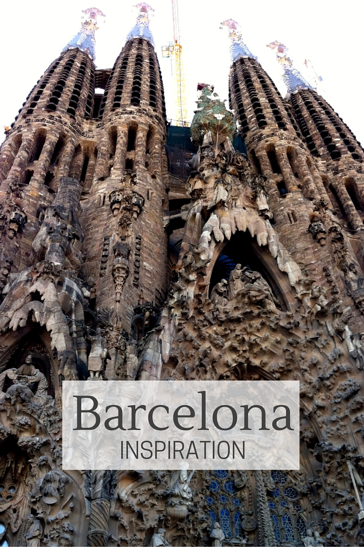 Barcelona inspiration  www.rtwgirl.com