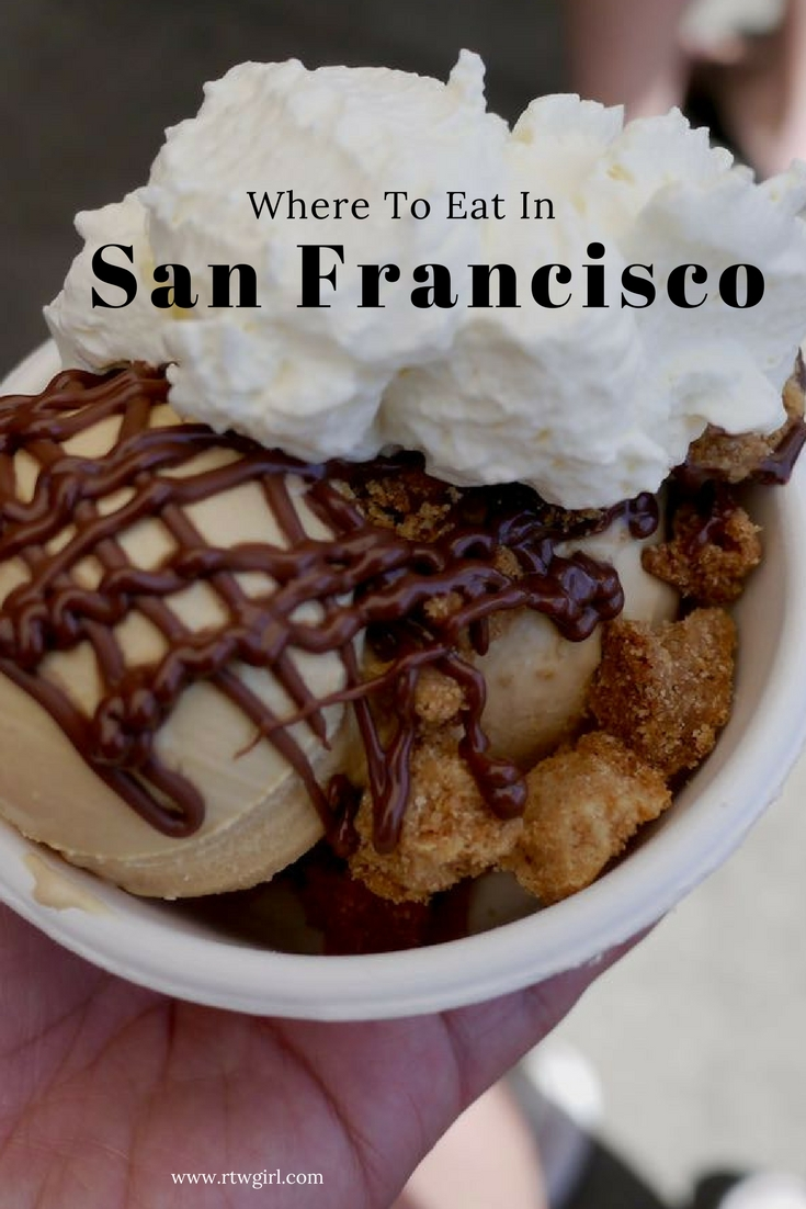 Where To Eat In San Francisco | www.rtwgirl.com