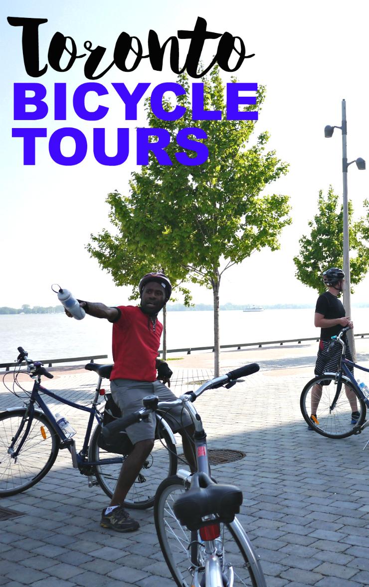 Toronto Bicycle Tours | www.rtwgirl.com