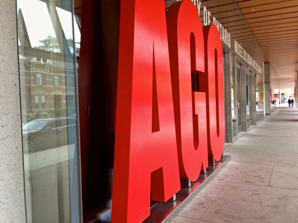 AGO - Art Gallery of Ontario