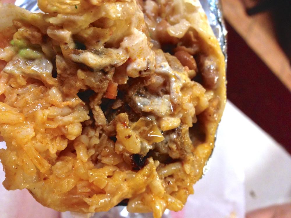 Taqueria El Farolito - San Francisco Food Favorites | www.rtwgirl.com