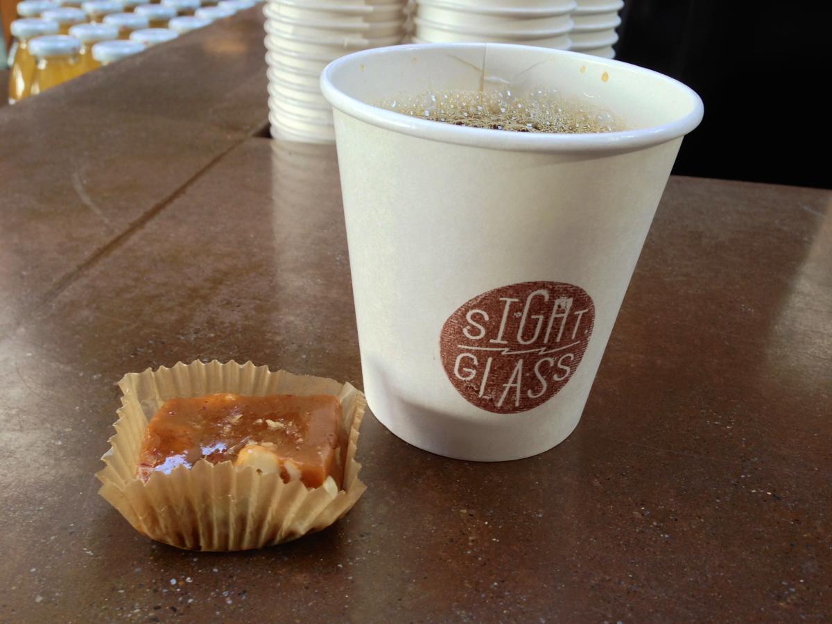 Sightglass San Francisco Coffee Guide | www.rtwgirl.com
