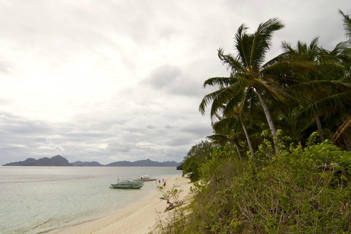 7 Commando Beach Palawan