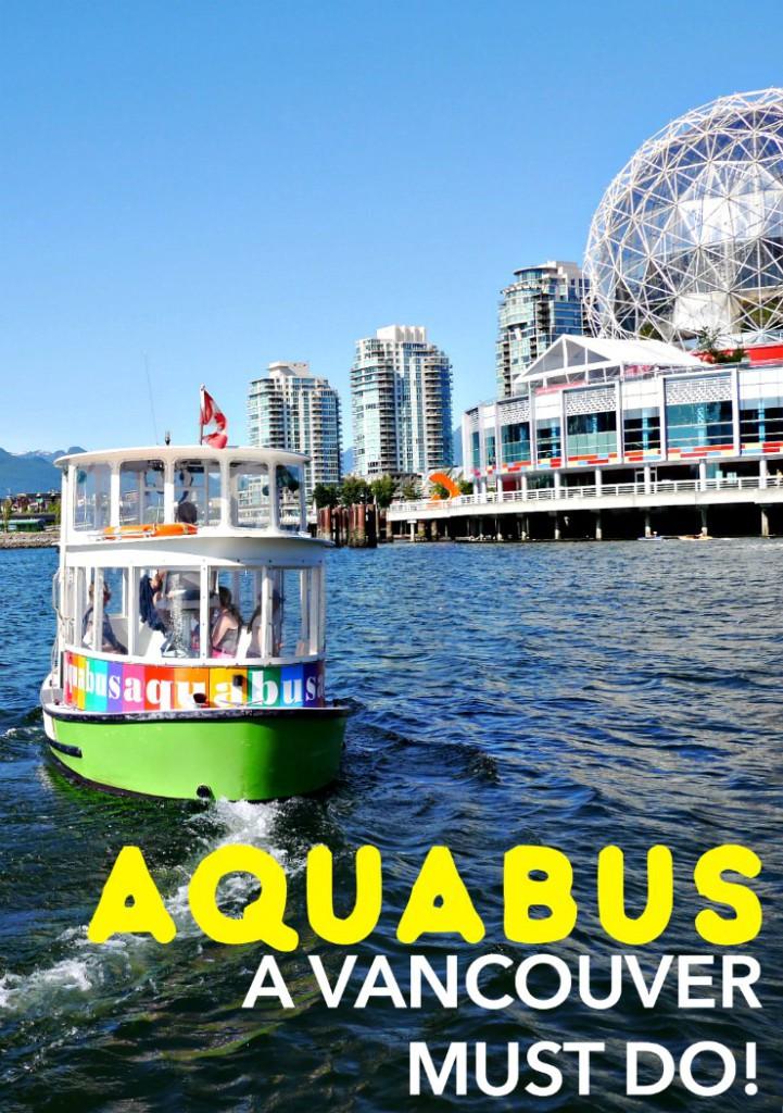 Aquabus Vancouver | www.rtwgirl.com