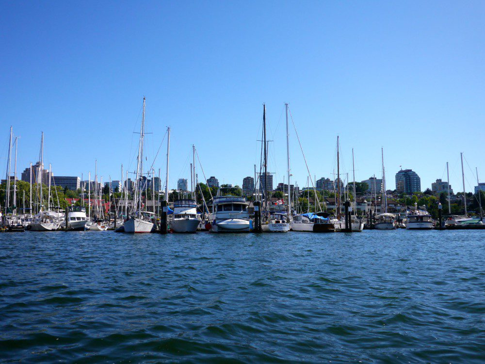 Vancouver View False Creek