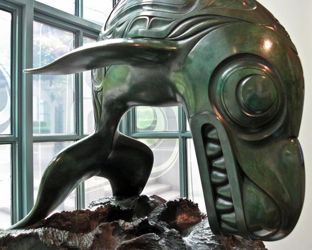 Bill Reid Gallery | www.rtwgirl.com