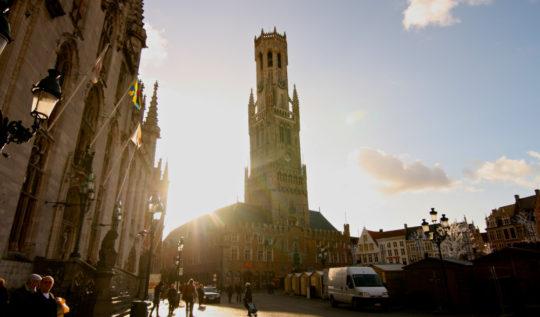 Bruges Belgium | www.rtwgirl.com