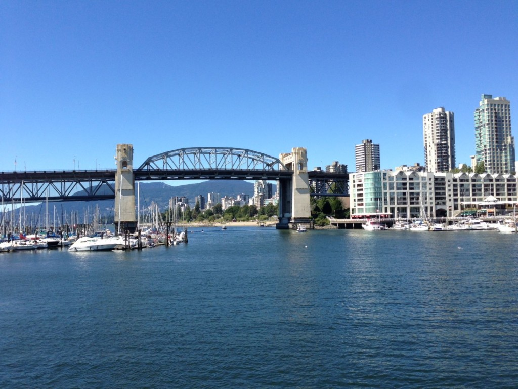 Granville Island View Vancouver