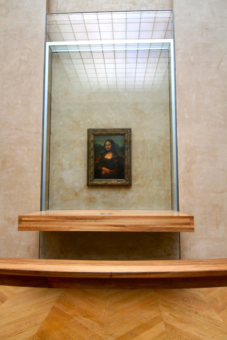 Mona Lisa Louvre - Paris tips