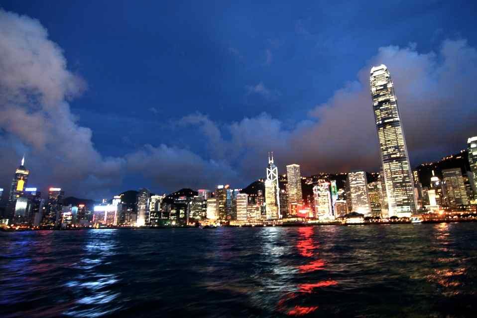 Star Ferry Hong Kong Symphony of Lights