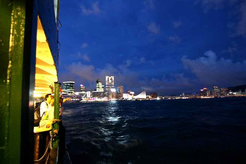Star Ferry Hong Kong | www.rtwgirl.com