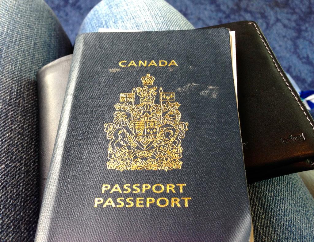 Bellroy Passport Wallet