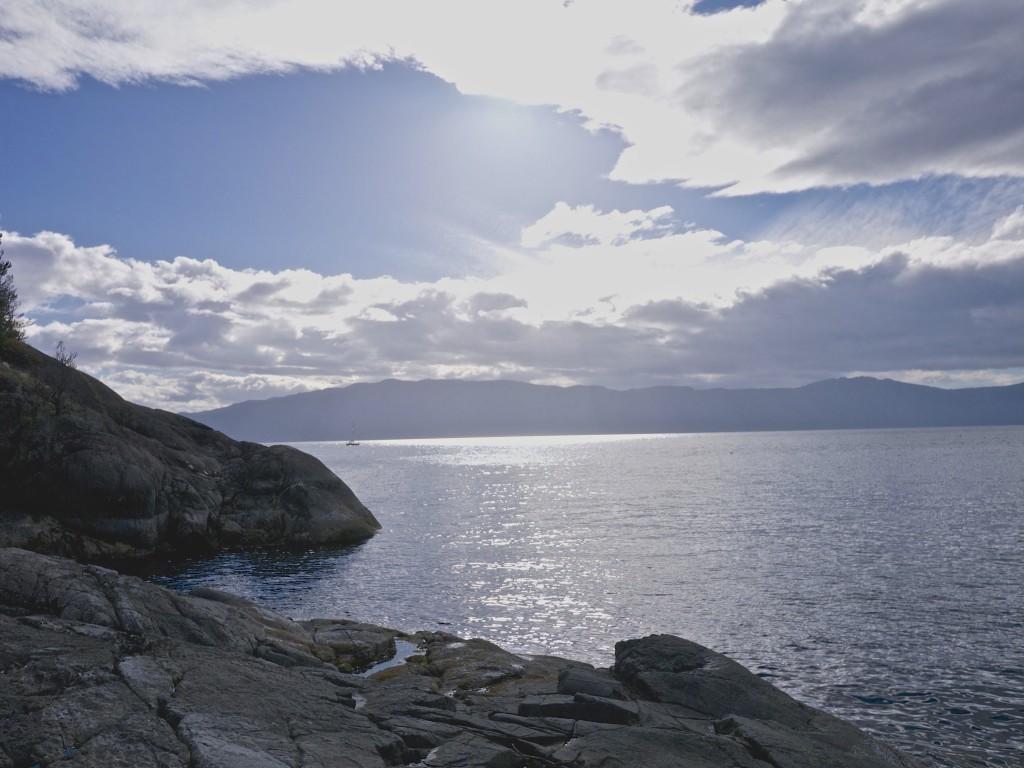 Francis Point Provincial Park - Sunshine Coast BC | www.rtwgirl.com