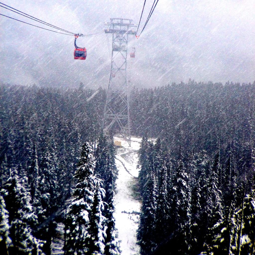 Peak2Peak Snowy