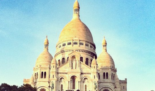 Sacre Couer Paris Inspiration