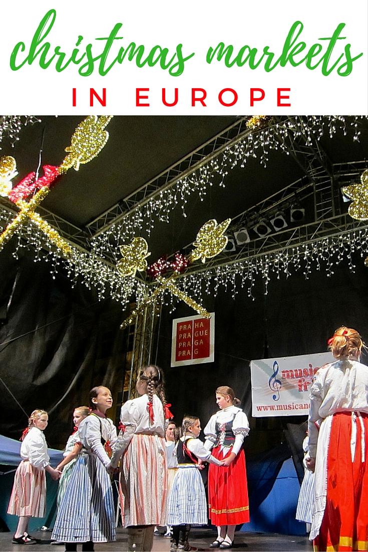 Christmas Markets In Europe | www.rtwgirl.com