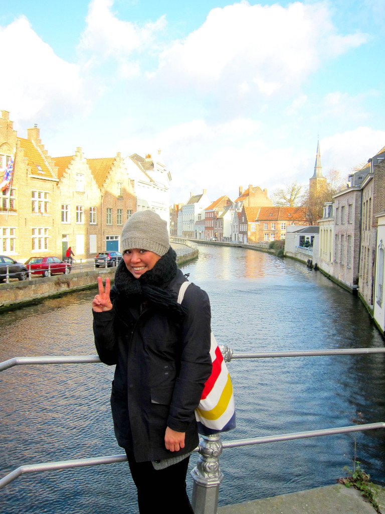 Winter Style On A Round The World Trip | www.rtwgirl.com