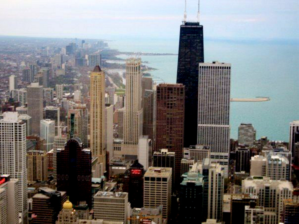 View of Chitown