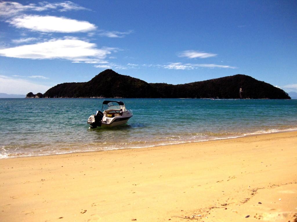 Abel Tasman National Park   www.rtwgirl.com