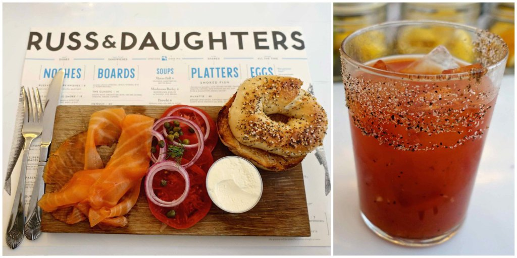 Russ and Daughters - NEW YORK FOOD GUIDE - www.rtwgirl.com