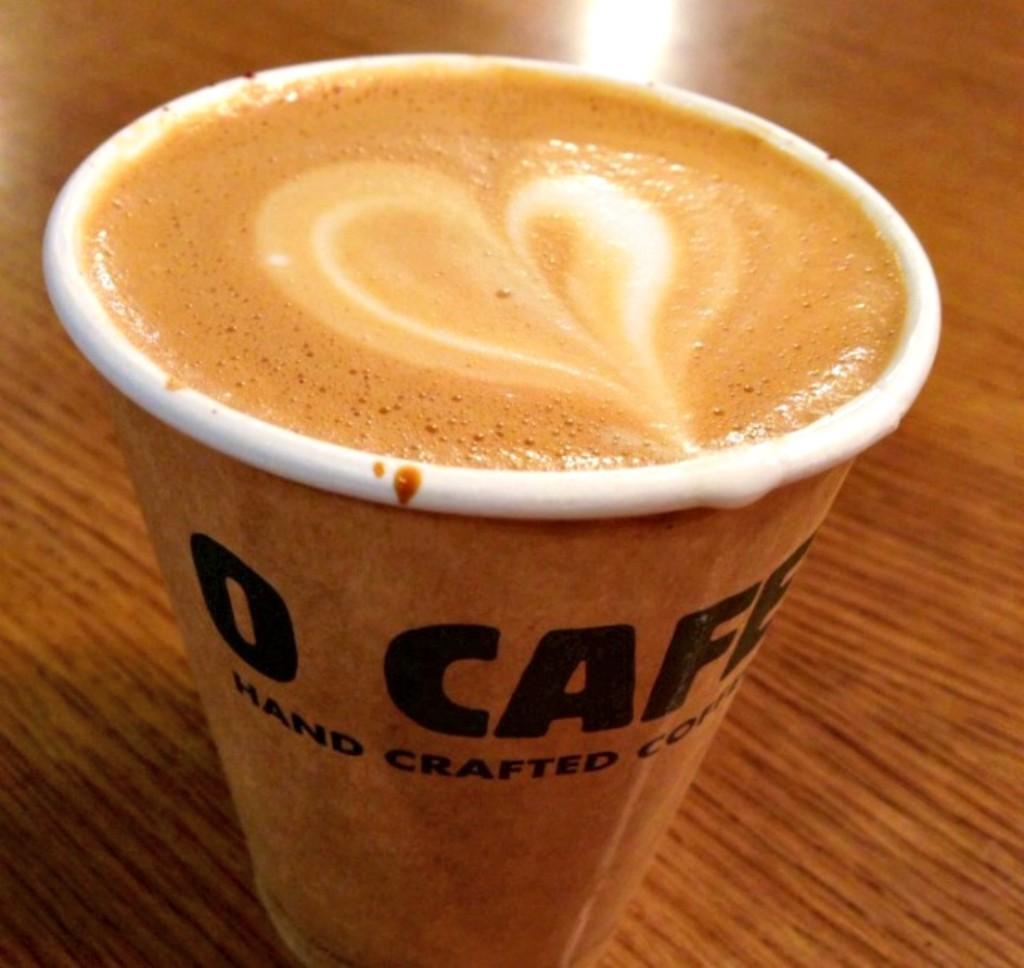 O Cafe NYC Cortado
