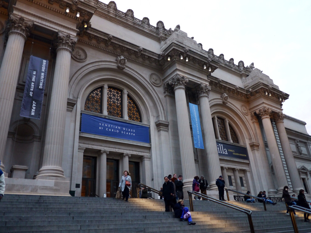 The MET Museum NYC CityPass NYC | www.rtwgirl.com