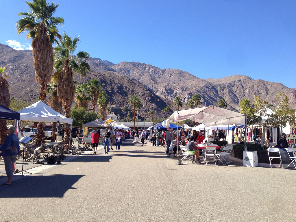 Open Air Market Palm Springs | www.rtwgirl.com