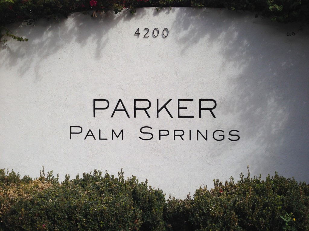 Parker Palm Springs California | www.rtwgirl.com
