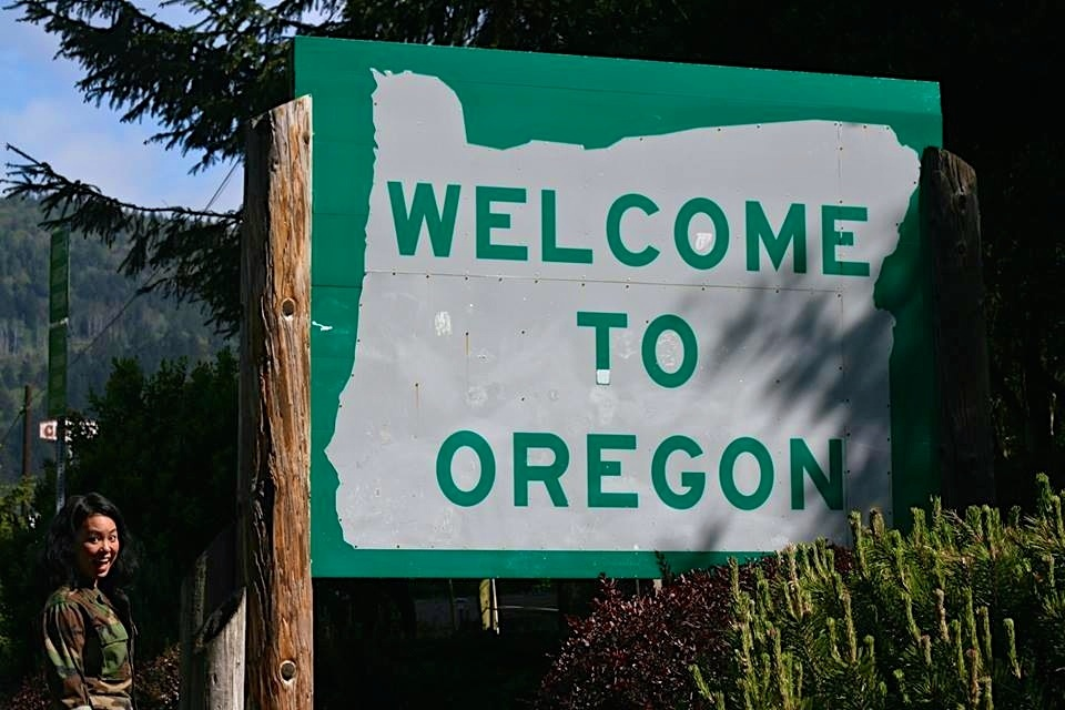 Oregon Coast Border