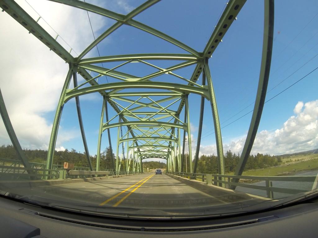 GoPro Dashcam in Oregon
