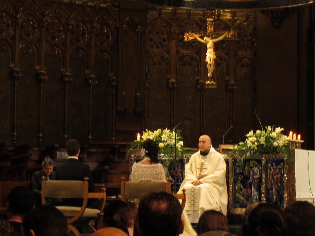 Montserrat wedding