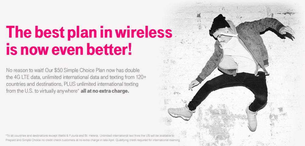T-Mobile For Travelers