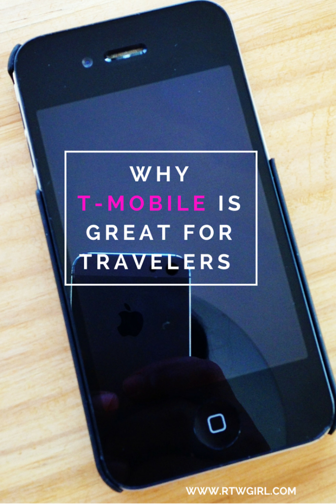 T-Mobile For Travel