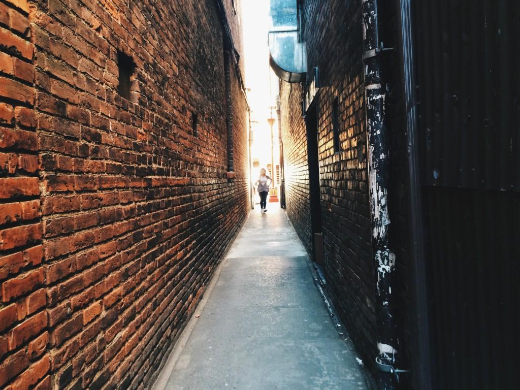 Fan Tan Alley Victoria BC