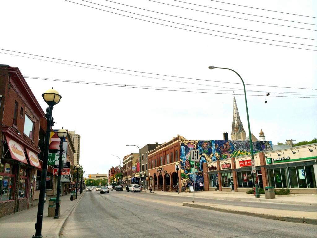 Osborne Village Winnipeg | www.rtwgirl.com