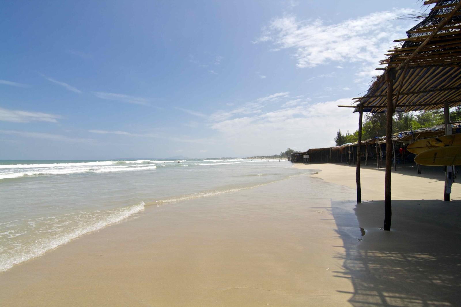 Bai Dai Vietnam Beach
