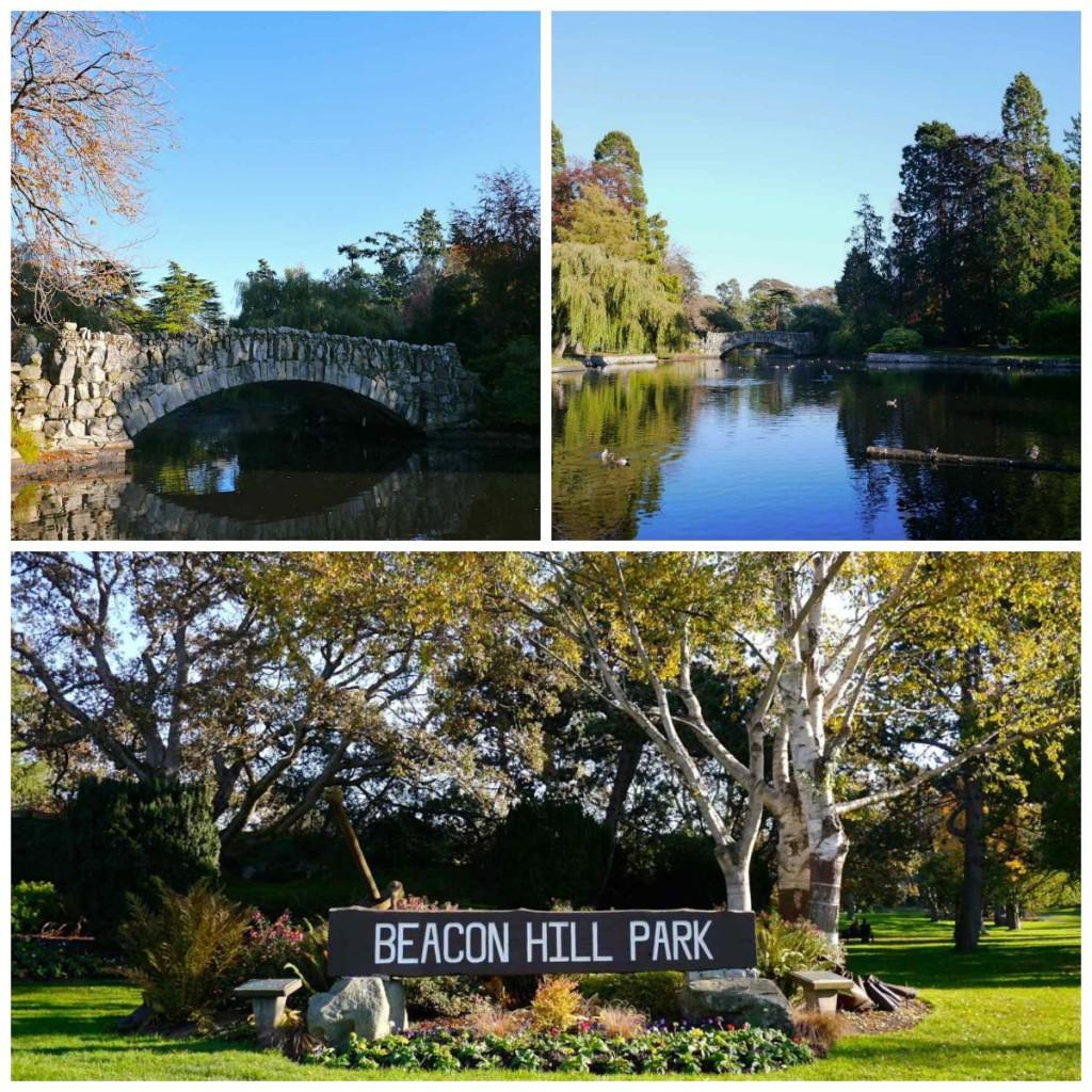 Beacon Hill Park BC