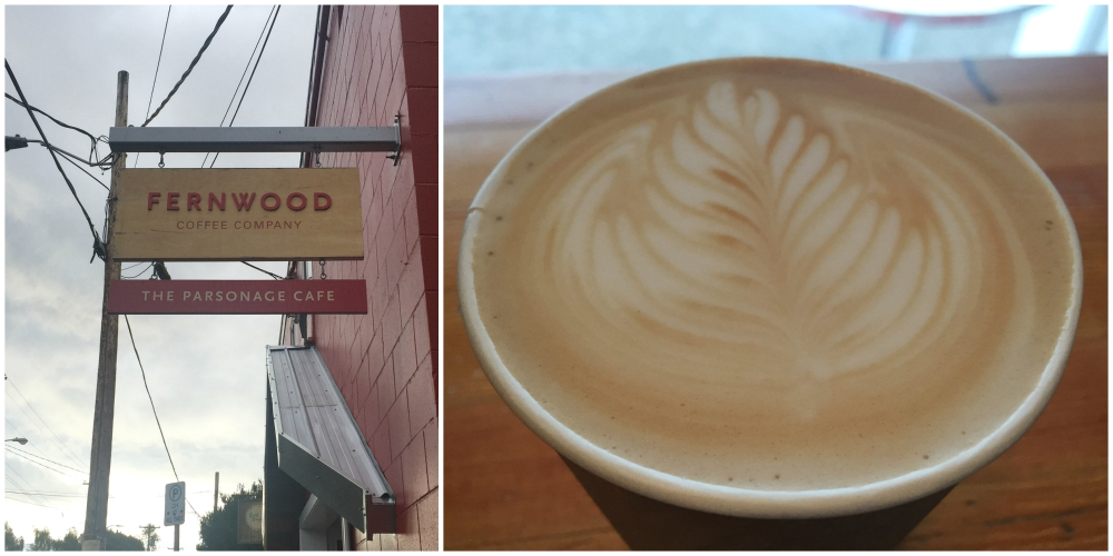 Victoria Food Guide - Fernwood Coffee   www.rtwgirl.com