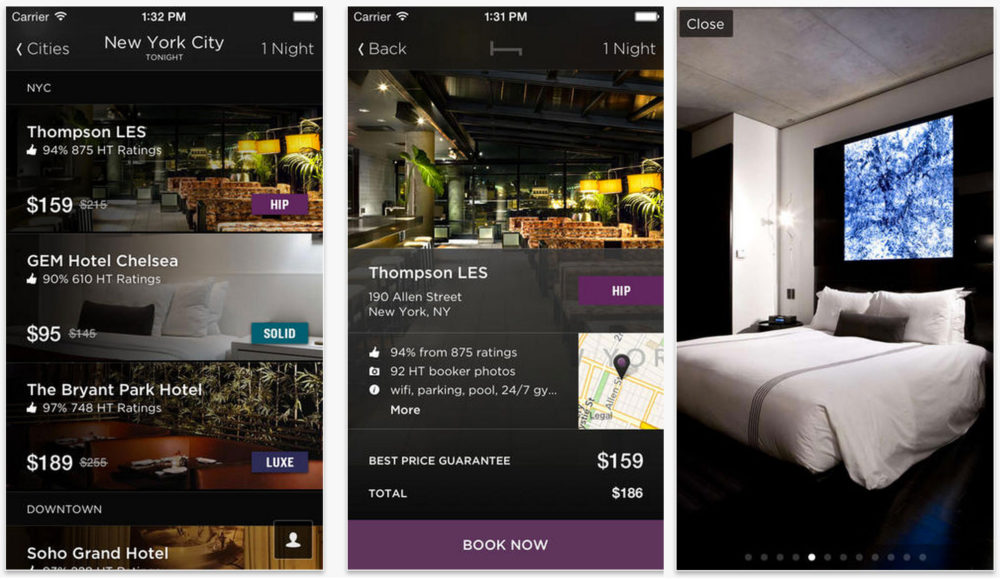 Hotel Tonight- Best Travel Apps   www.rtwgirl.com