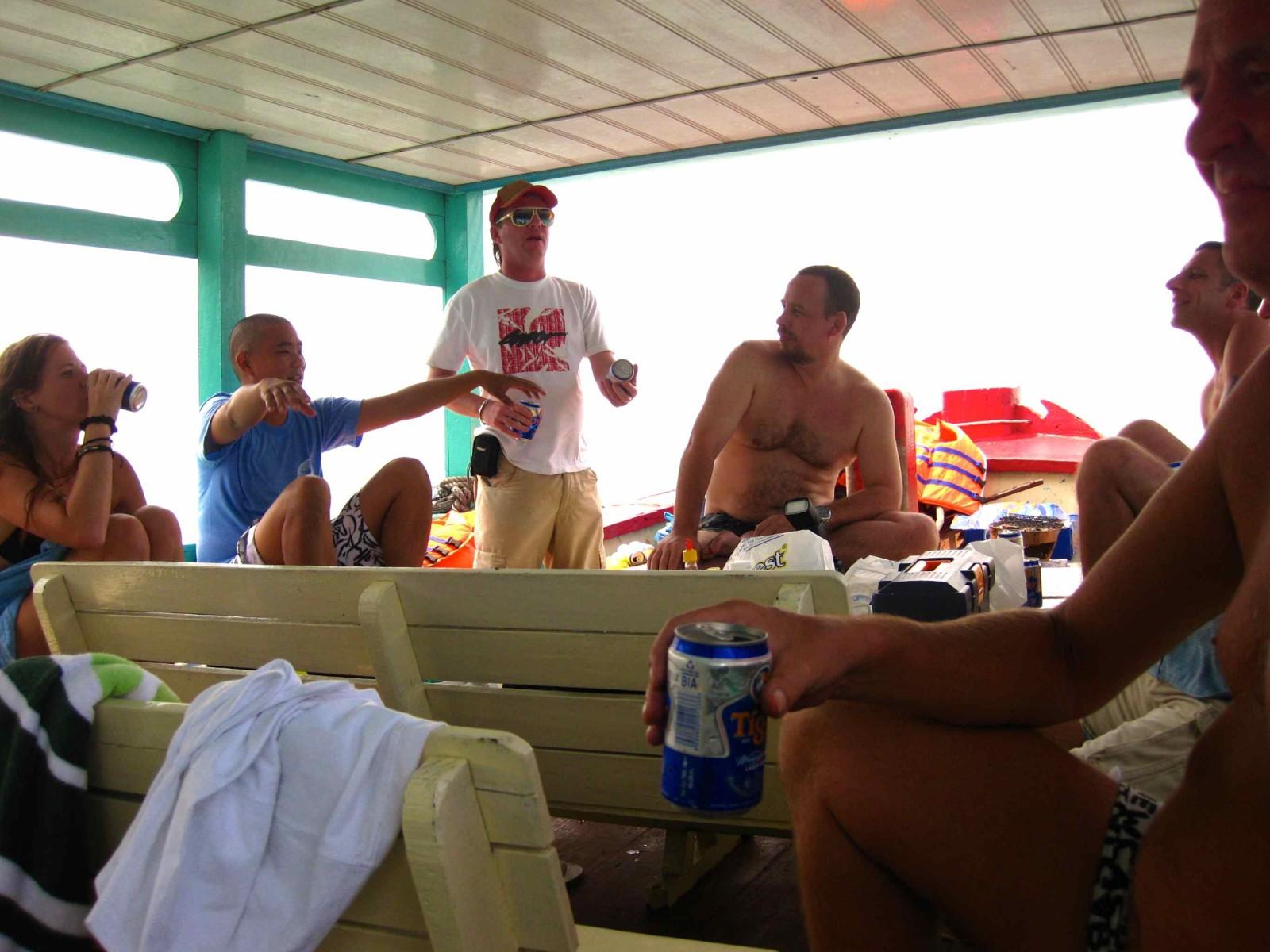 Boat Party Nha Trang