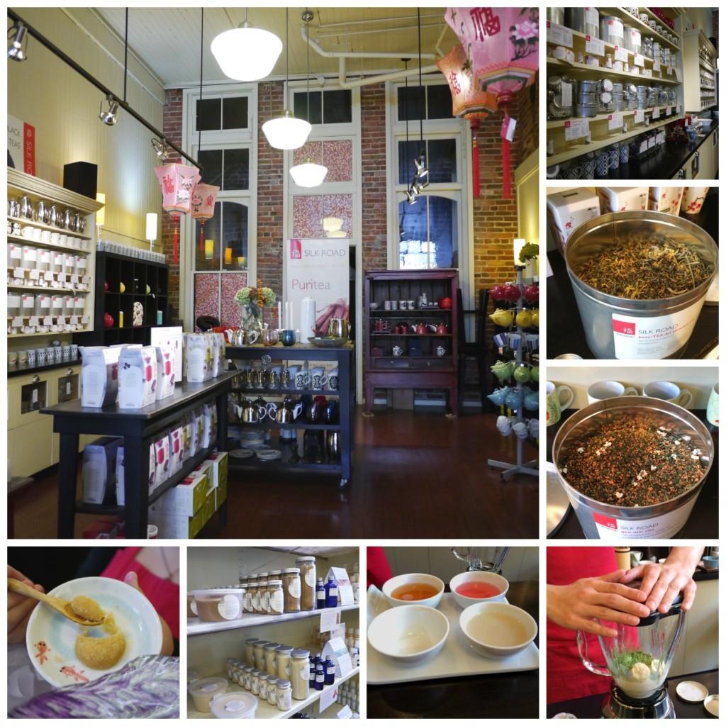 Silk Road Tea Victoria BC