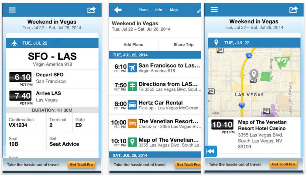Tripit - Best Travel Apps   www.rtwgirl.com