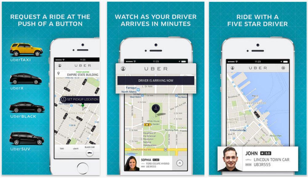 Uber - Tripit - Best Travel Apps   www.rtwgirl.com