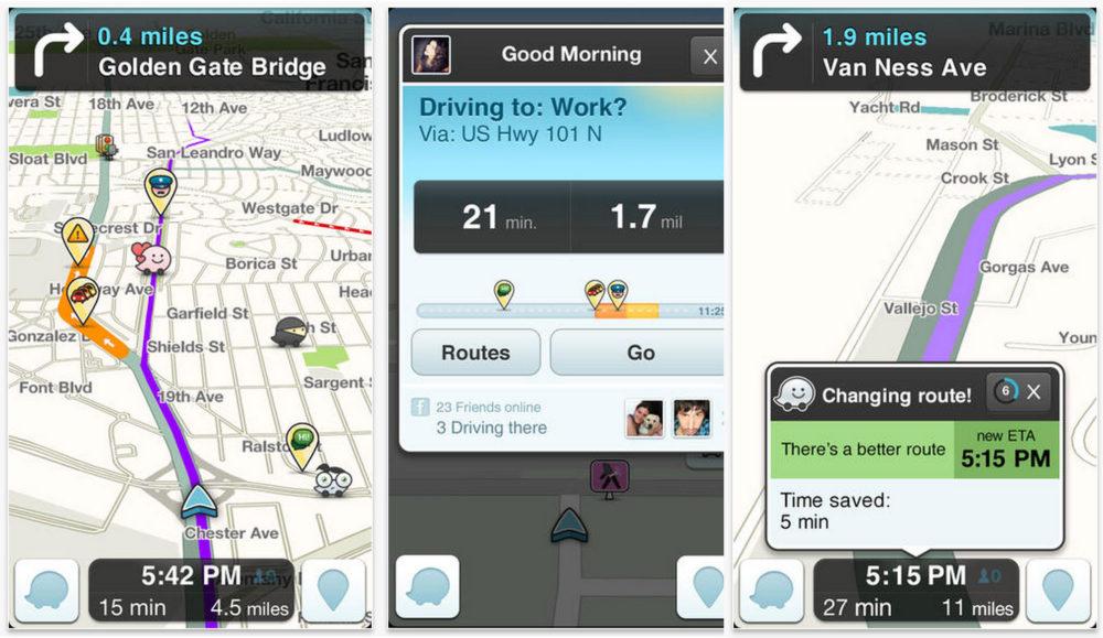 Waze - Best Travel Apps   www.rtwgirl.com